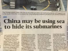 Chinese military tactics are absolute genius.
