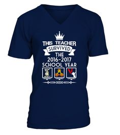 Tshirt  This Teacher Survived The 2016-2017  fashion for men #tshirtforwomen #tshirtfashion #tshirtforwoment