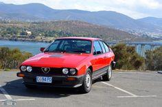 My Alfa, now up for sale.  1985 Alfa Romeo Alfetta GTV6