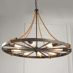 Inspirational Wagon Wheel Chandelier 21 For Interior Designing Home Ideas with Wagon Wheel Chandelier