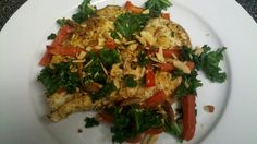 http://www.paleoplan.com/2012/01-24/chicken-with-cumin-kale-and-red-peppers/
