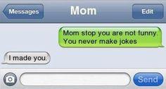 """Good """"come back"""" - Best Parent Texts FAILS"""