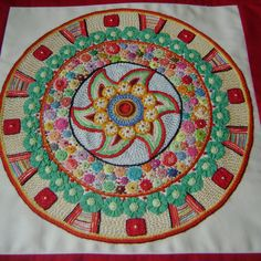 Mandala by Cor de Rosa