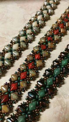 Mini silky,DiamonDuo, demi bracelets