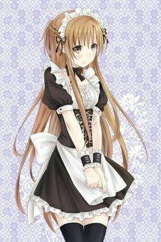 Maid Asuna