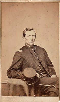 Captain Frederick Barber of the 16th Connecticut was mortally wounded at Antietam. He died on Sept. 20, 1862, two days after a gruesome resection of his right leg. Barber was from Manchester, Conn.