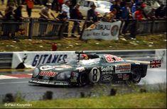 1980 De Cadenet Le Mans  Ford (2.993 cc.) (A)  Alain de Cadenet  François Migault
