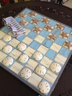 easy to make checkers board by aftr