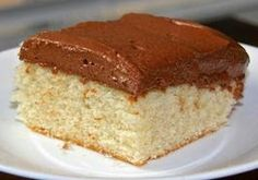 Sometimes, we have some uninvited guests and we need to act quickly! For a cake, there's nothing quicker than this yellow cake! Check out how it's made.    You'll Need:    2 cups of flour.  1 ⅓ cups of sugar.  3