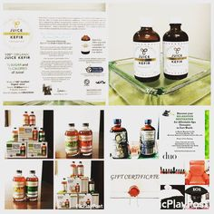 Tasty ways to boost your immune system with Ether Elixir Keifer, Teaonic Herbal tea blends and Fire Cider.