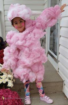 Cute Cotton Candy Costume  sc 1 st  Pinterest & Coolest Homemade Basketball Hoop Costume | Halloween Costumes ...