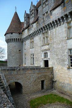Château de Monbazillac (près de Bordeaux)