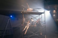 http://www.isometricstudio.com/2015/01/the-totality-of-who-we-are/ The Totality of Who We Are · January 30, 2015 Circus is about pushing the boundaries of what's possible. It's about pushing the limits of physicality and bringing forward that which makes us marginal, that which we sometimes fear. Everything is blown up and magical and extreme. —Jenn Cohen, Artistic Director, The Circus Project