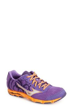 brand new 3b7fb a22b8 Mizuno  Wave Hitogami 2  Running Shoe (Women)   Nordstrom. Tonalità Di Viola50  SfumatureScarpe ...