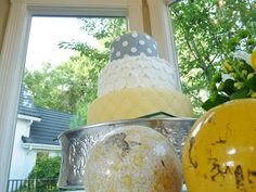 Whimsical Cake in Cl