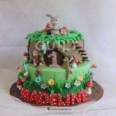 Thumper - Cake by Guilt Desserts