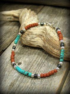 Southwest Bracelet Bracelet for Men Women's by StoneWearDesigns