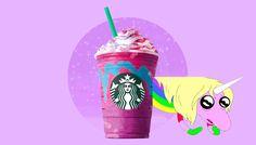 Secret Ingredient in Starbucks' Unicorn Beverage : pics