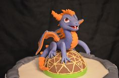 Skylanders Portal Power Cake Cakes Jacques Tags Monster
