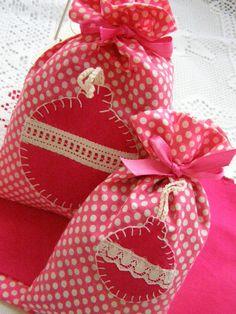 MASHA-MARIA: Мешочки для подарков