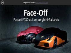 Face-off by maguscars via authorSTREAM