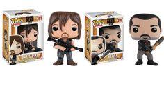 'The Walking Dead' Season 7 POPS! Are Coming