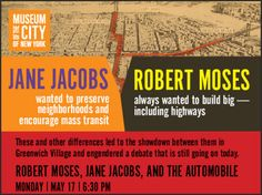 Robert Moses Quotes