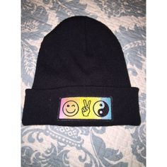 Beanie Beanie from urban outfitters in black never worn Urban Outfitters Accessories Hats