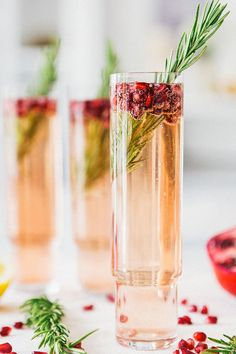 Discover 9 brilliant ways to pimp up your prosecco including some fantastic prosecco cocktails and fruity drink ideas!