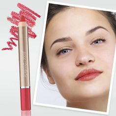 Pucker up and go bold with NEW PlayOn Lip Crayon in Hot. Use this gorgeous red Lip Crayon to get the seasons hottest trend, a red lip.