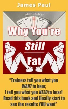 Why You're Still Fat - A No BS Guide To Why You Haven't Gotten Six Pack Abs or Lost The Weight You Want To!, http://www.amazon.com/dp/B00EPX89X8/ref=cm_sw_r_pi_awdm_KeOwub0YZPXSC