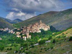 Santo Stefano di Sessanio  - #Abruzzo - #Italy