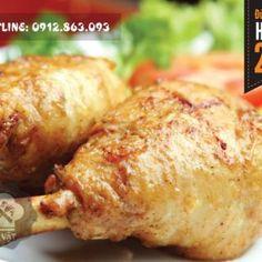 Đùi gà chiên Hàn Quốc tại KTX 1 Đại Học Nội Vụ, Quận Tây Hồ, Hà Nội - 1217404