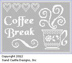 Pattern I: Coffee Break More