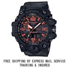 NEW CASIO G-SHOCK GWG-1000MH-1AJR MAHARISHI MUDMASTER LIMITED EDITION JAPAN