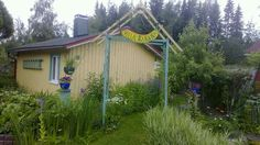 Gates summer 2014 Garden Cottage, Summer 2014, Gates, Colonial, Shed, Outdoor Structures, Mom, Mothers, Barns