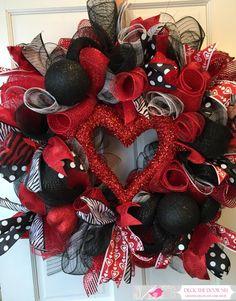 375 Best Valentine Day Wreath Images In 2019 Valentine Day Crafts