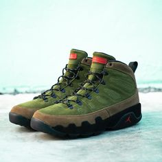 "50f3769d955a SOLE FLY on Instagram  ""Men s Air Jordan 9 Retro Boot NRG"