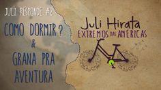 Juli Responde #2 - Como Dormir? & Grana pra Aventura Segundo Juli Responde com perguntas sobre dinheiro e como faço para dormir.