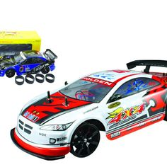 1/10 scale 4WD Drift RC Racing Car Type B $39.99 http://hobbyzobby.com/product/110-scale-4wd-drift-rc-racing-car-type-b
