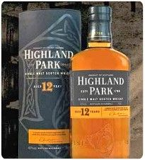 Sweet on the front and smokey on the back...really a delight from beginning to end :)    Google Image Result for http://www.whisky.com/brands/images/highland_park/12yo1.jpg