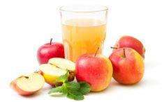 Suco Detox de Maçã e Hortelã Para Regular Seu Intestino