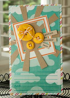 #cardmaking  i love this