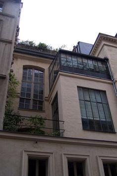 Paris apartment by Vicki Stafford