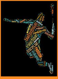logo badminton n&b - madeinmonatelier -