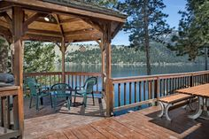 Time Out | Wallowa Lake | Vacation Home |Private boat dock