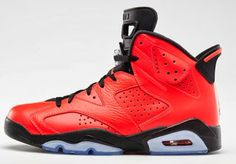 Air Jordan 6 Retro 'Infrared 23' Sneaker (Official Images + Release Date Info)