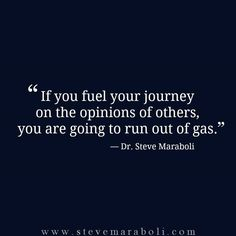 Be fueled from within...