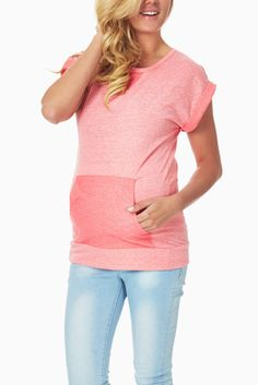 This is something that I would usually go for in my everyday wardrobe and I think the pink would give it a nice pop of color.