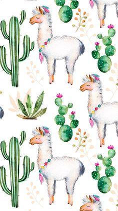 Lhama wallpaper ;)